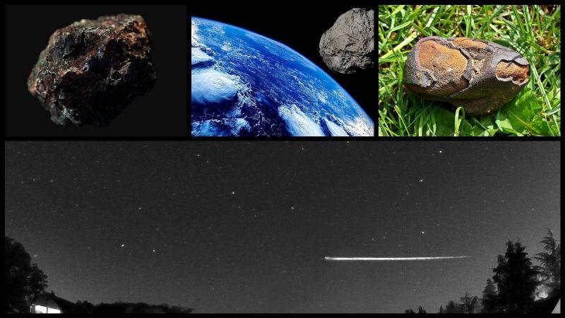 RARO: Meteorito REBOTA en nuestra atmósfera y vuelve al espacio