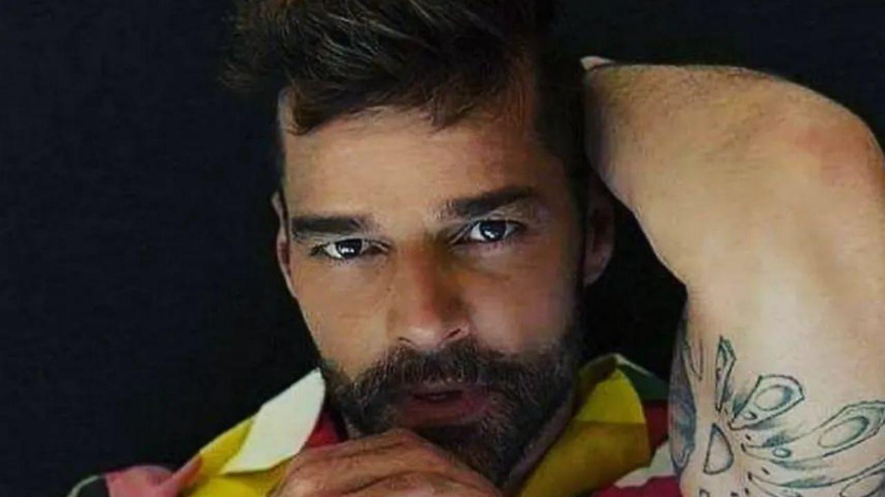 Tras la ola de memes, revelaron la verdad de lo que le sucedió a Ricky Martin
