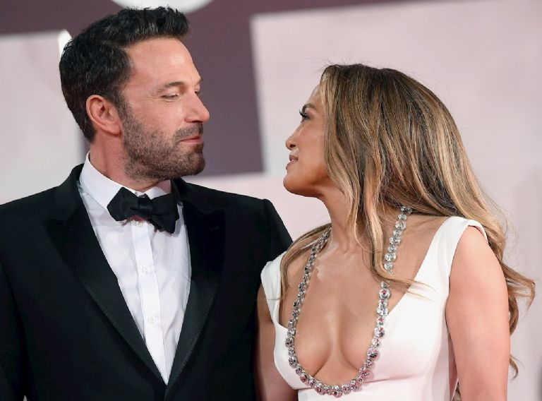 Lopez recently joined Affleck on the red carpet at the Venice Film Festival earlier this month.