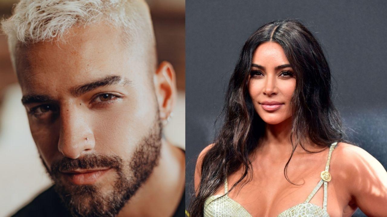 Maluma responde a los rumores de romance secreto con Kim Kardashian después de su divorcio de Kanye West
